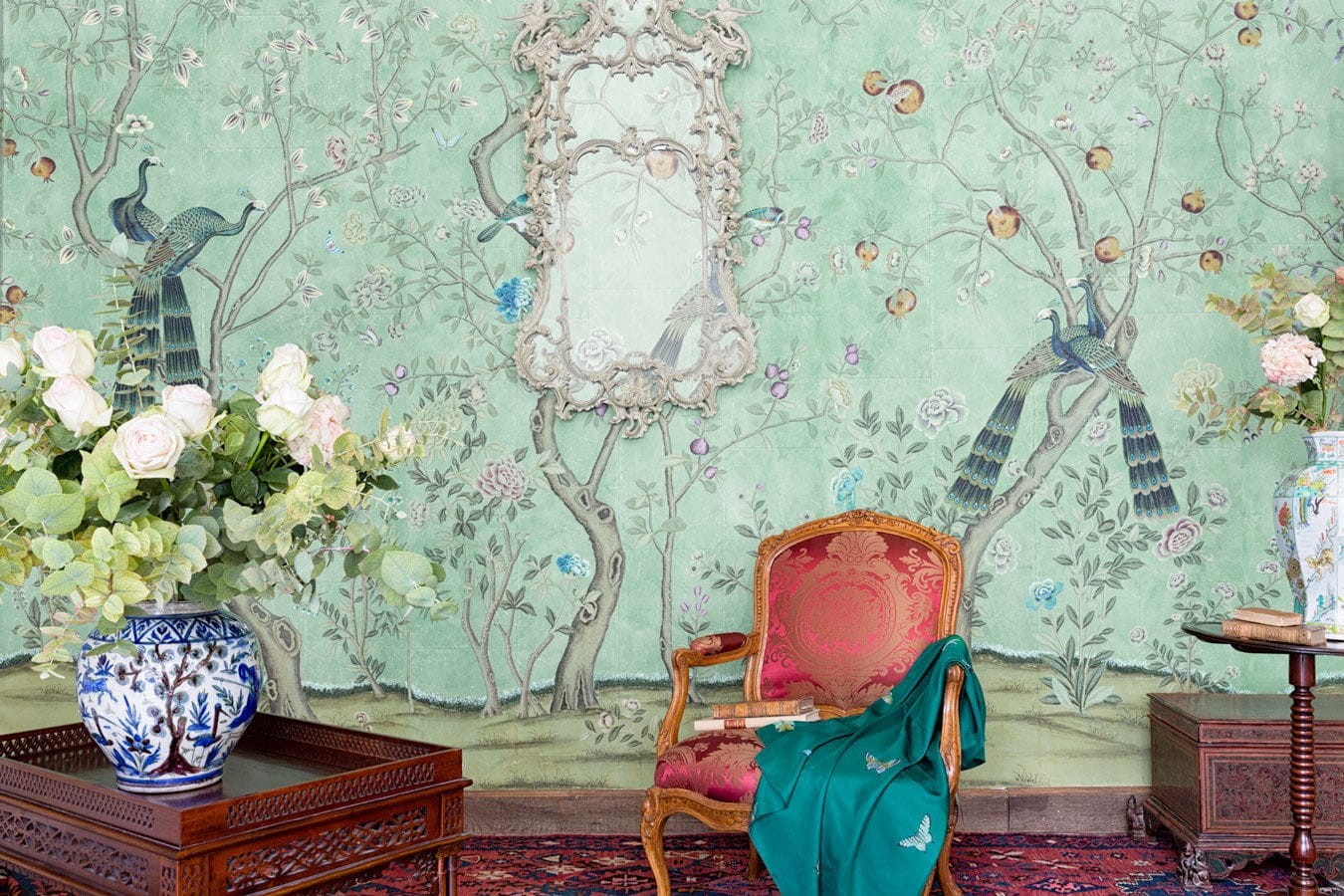 -ORIENT STYLE II-  Chinoiserie