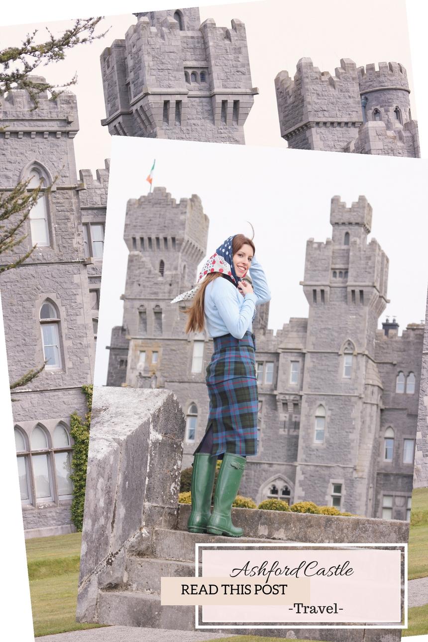 Ashford Castle – Trip to Ireland-